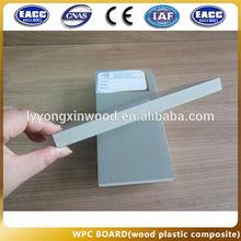 waterproof WPC plate / WPC foam board/ pvc foam board for bathroom
