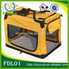 soft 600D oxford cloth dog crate bag pet carrier dog