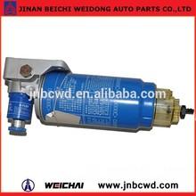 caminhão pesado filtro de peças de motor weichai 612600081493 weichai diesel filtro