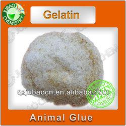 jubao chemical sell industry grade jello gelatin from china gelatin powder Good quality animal glue