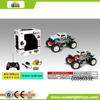 Remote control race car Truck Toy Missile Launcher