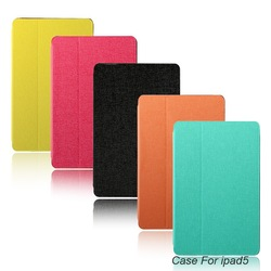 Wholesale Stand Tablet Case for Apple ipad 2 Leather case for ipad 6