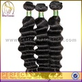 dhl la mercancía de hecho en china extensiones de cabello indio proveedor al por mayor