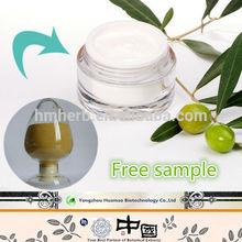 Pure cosmetic ingredients natural organic Oleuropein Hydroxytyrosol 98%