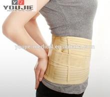 medical lumbar waist Support strap waist brace corset waist belt