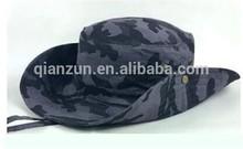 100% Cotton Wide Visor Fishing Bucket Hat Safari