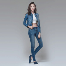 Blue Pants Manufacturer vip jeans