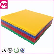 New hot highly transparent acrylic resin yellow decorative acrylic plastic