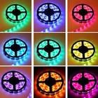 5M 5050 RGB 300 Led SMD Flexible Light Strip Lamp+44 key IR+12V 5A Power Supply