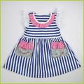 chaude vente de style plus récent oem service factory prix fille robe de première communion