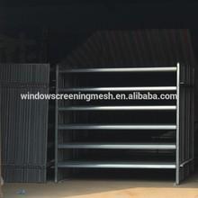 custom Design Australia Type PVC Horse Fence