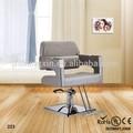 Eléctrica silla de barbero silla de barbero dimensiones kzm-223 cubre