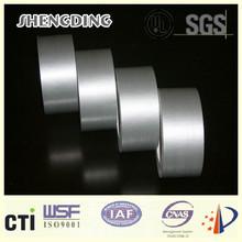 Manufacturer wholesale! High adhesive strength High strength glue 16um Solvent Acrylic Aluminum Foil Tape