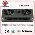 Las ventas caliente 0.7mm laminado en frío hoja de vitrocerámicas gris con superficie de cocina estufa de gas