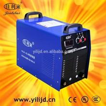 Heavy Duty 220V AC DC IGBT inverter MMA welding machine w/double handle