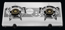 kitchengas cooktop automatic pizeo ignition gas stoves JY-628 with 2 burner