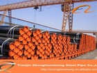 China top ten selling hollow steel smls / cs seamless pipe sch40 / asme b36.10m astm a106 gr.b seamless steel pipe