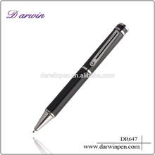 Trade Assurance souvenir metal ballpoint pen for advertising