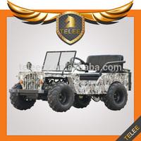 110cc/125cc/150cc mini jeep go kart gas four wheelers for kids