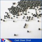 abrasive blasting steel shot and steel grit