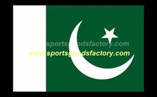 Wholesale cheap custom made Pakistan national flags