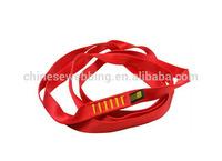 Custom Made Hollow Nylon Climbing Webbing Belt