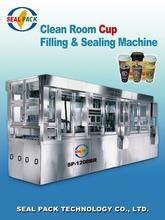 Auto Sealing Filling Powder K cup capsule espresso coffee machine
