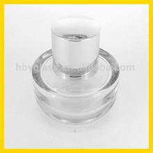 15 ml Round Mini Glass Perfume Bottle Glassware