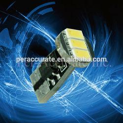 Auto interior decoration light LED 5630 Canbus T10 White light 12 volt leds