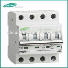 Electrical Air Circuit Breaker 1~63A 1P~4P