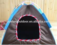 2015 folding pet tent/waterproof pet dog tent/pet kennel tent