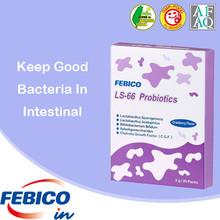 los suplementos de probióticos de probióticos en polvo