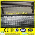 2x2 galvanizado soldada de malla de alambre de la cerca para