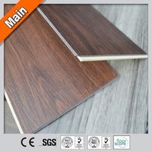 Cheap Price Wood Grain High Quality Interlocking Click Vinyl Pvc Floor Tiles Plank