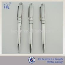 Best Promotional Item Elegant Silver Pen