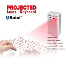 ILINK Hot sale Mobile Bluetooth Laser Keyboard Laser Projection Virtual Keyboard