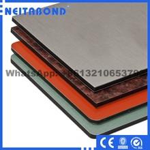 PVDF/PE aluminum composite panel/high quality