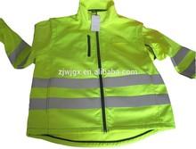 mens safety jacet reflective security jacket