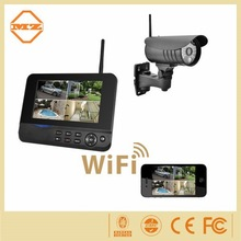 Hot sale wireless motion sensor security camera outdoor security cctv camera kit