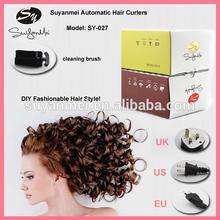 2014 LCD steam hair curler automatic beauty hair curl machine