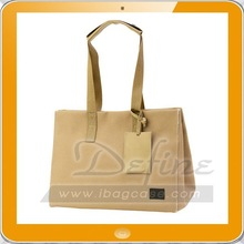 Organic cotton cloth tote bag