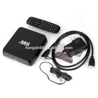 Digital tv converter set top box build in wifi XBMC porn products m8 4k