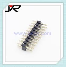 Dual row 1.27mm pin header, straight pin header