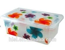 IML plastic with label export wholesale shoe box