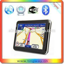 5inch new version gps navigation mobile phone/ cheapest navigators