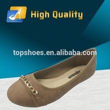 Global girl's flat shoes