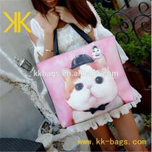 Hot Selling Fashion Women Animal Pattern Design Bags Handbags