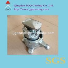 Precision casting parts for container Wrist lock