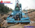 China Dongfang- Draga dorada con cadena de cubos DF-250