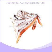 Best selling durable using hijab fashion arabic silk scarf
